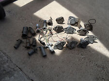 Lot of Take-off takeoff Used Trailer Light 12v Salvage Parts For RVs Campers