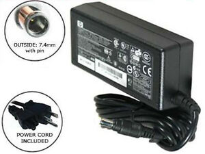 New-Genuine-HP-Pavilion-DV3-2000-90-Watt-Smart-Pin-AC-Adapter-574064-001