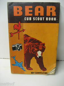 Bear Cub Scout ...Boy Scouts of America