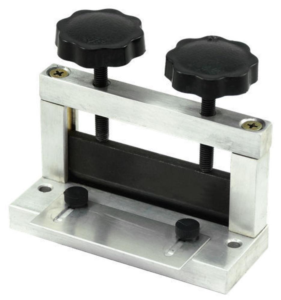 New Miniature Bending Brake (Ref  SN20000) From Chronos Metal Bender