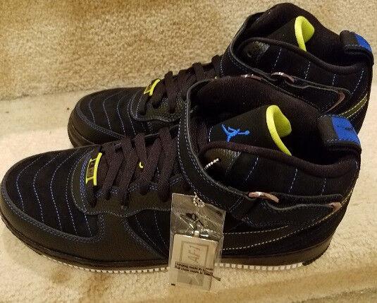 Nike Air Jordan Fusion 12 casual 2018  afj12 negro azul modelo casual 12 hombres salvajes SZ 10 63f9a3