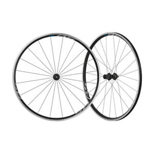 Shimano-WH-RS100-Bicycle-Wheel-Rim-Brake-Type-For-10-11-Speed-Clincher-Cycling