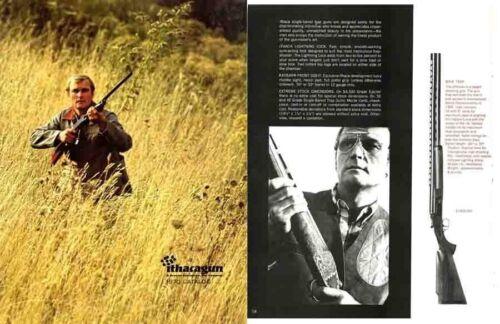 Ithaca 1970 Gun Catalog