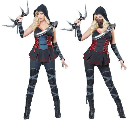 White Black Female Assassins Costume Templars Creed Spies Ninja Aveline Parkour