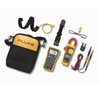Fluke 116 323 HVAC Combo Kit Includes Multimeter and Clamp Meter Tools and Accessories