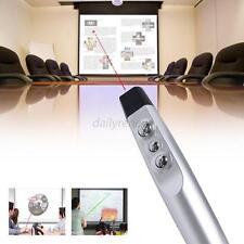 USB Wireless USB PowerPoint PPT Presenter Remote Control Laser Pointer Pen