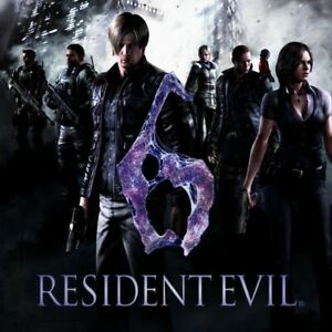 Resident Evil 6 PC Steam [KEY ONLY!] (REGION FREE/GLOBAL) FAST DELIVERY!