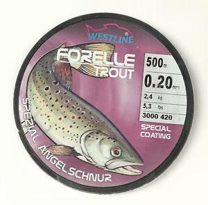 New coarse fishing tackle specialist trout line 500 metres bulk image is loading new coarse fishing tackle specialist trout line 500 freerunsca Images