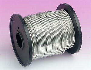 Tinned copper wire 18 25 21 35 SWG various lengths.. 24