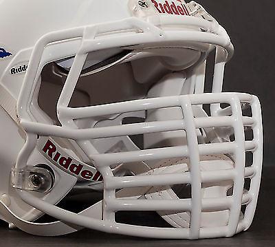 CARDINAL JUSTIN TUCK style Riddell Revolution SPEED Football Helmet Facemask