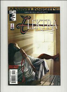 Elektra  #10 NM  Vol 2