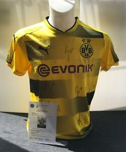 Borussia-Dortmund-Trikot-2017-2018-Teamsigniert-gr-176