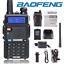 thumbnail 1 - Baofeng UV-5R VHF/UHF 2m/70cm Dual Band DTMF Dual-Dand FM Ham Two way Radio US