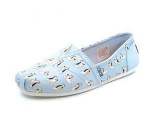 Slip On Canvas Casual Shoes Bobs Plush