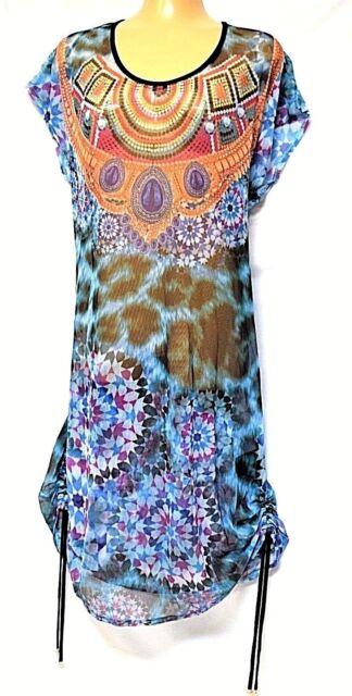plus sz S / 16 TS TAKING SHAPE Paradiso Dress overlay sheer sexy NWT rrp$110!