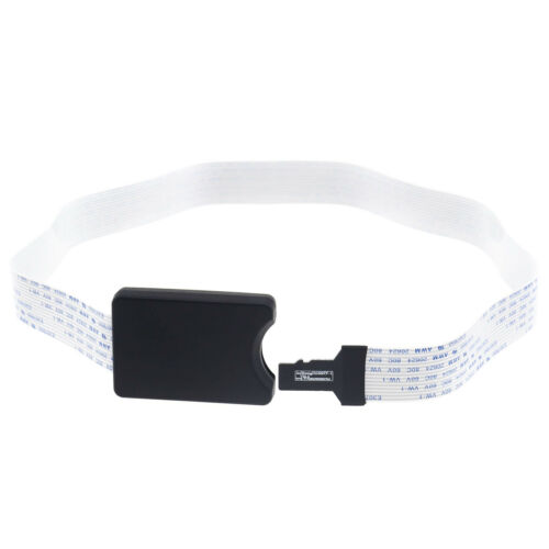 Flexible TF Micro SD To Micro SD Extension Cable Extender For Car GPS Update