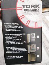 TORK DGS100A Electronic Timer,7 Days,DPDT