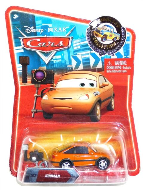 Disney Pixar Cars Mainline 1 55 Cast Car Nature Drive Mcqueen 95