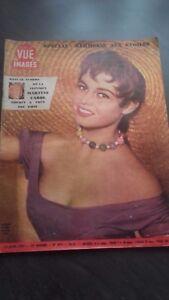 Revista Special Fiesta de Punto N º 471 Brigitte Bardot 1957 Buen Estado Infolio