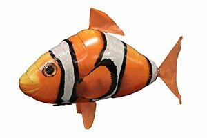NEW Air Swimmers Remote Control Flying Clownfish FREE SHIPPING