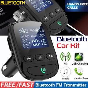 BT06-LCD-Bluetooth-FM-Transmitter-Wireless-Car-Kit-MP3-Player-QC3-0-USB-Charger