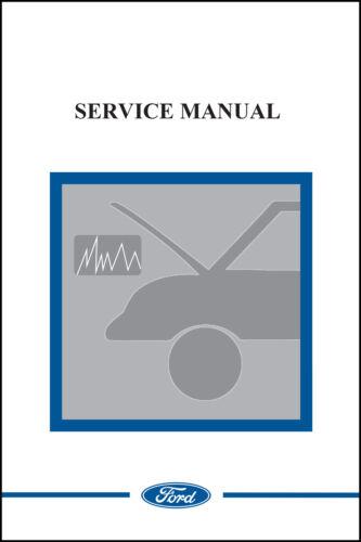 UTILITY WIRING DIAGRAM Service Shop 13 Ford 2013 EXPLORER POLICE INTERCEPTOR