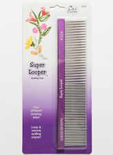 SUPER LOOPER QUILLING COMB-Quilled Creations Husking Loops Paper Craft Tool