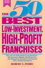 Fifty Best Low Invest High Profit Franchise Perry, Robert L. Paperback
