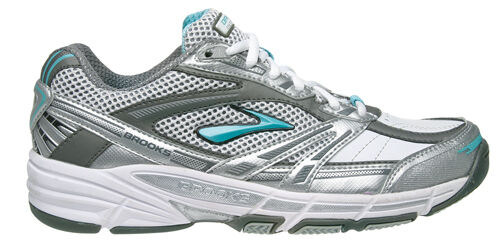 Brooks Net-Intercept Netball schuhe (Leather) (895) + Free Delivery