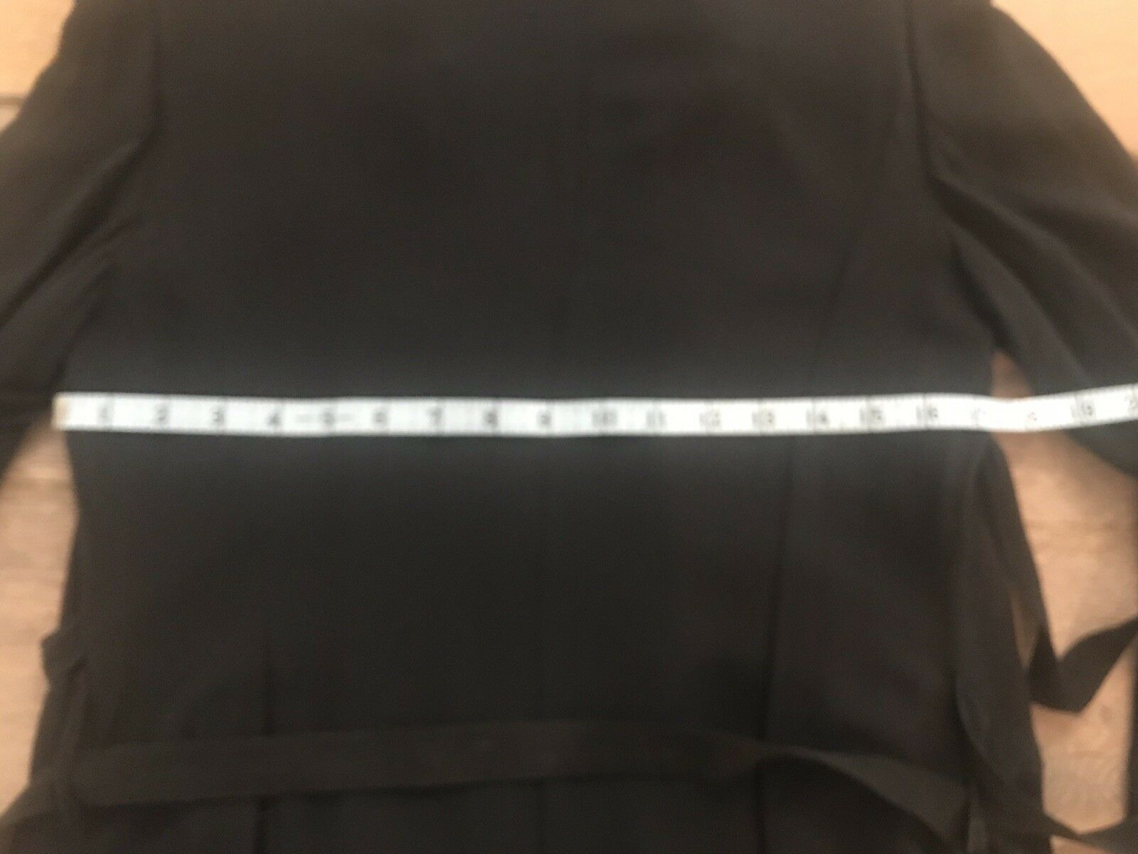 Vintage Ann Demeulemeester 100% Silk Double Lined… - image 7