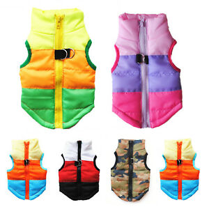 Winter-Dog-Coats-Pet-Cat-Puppy-Chihuahua-Clothes-Hoodie-Sweater-Waistcoat-Jacket