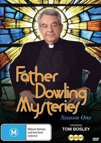 1 of 1 - Father Dowling Mysteries : Season 1 (DVD, 2011, 3-Disc Set)-REGION 4-free post