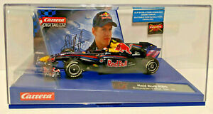 Carrera-Digital-132-30517-Red-Bull-R85-034-Sebastian-Vettel-No-15-034-OVP