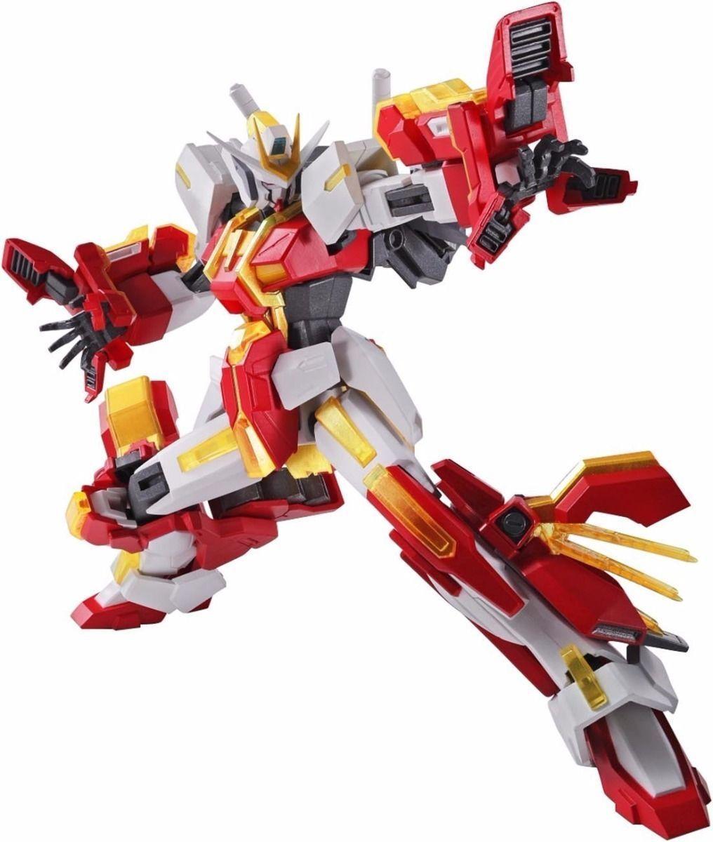 Robotar Laterale Extreme Gundam Typ Leos Xenon Face Action Figur