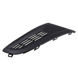1x-Plastic-Front-Bumper-Grille-Grill-Cover-for-VW-Polo-Hatch-back-amp-Sedan-2010-13