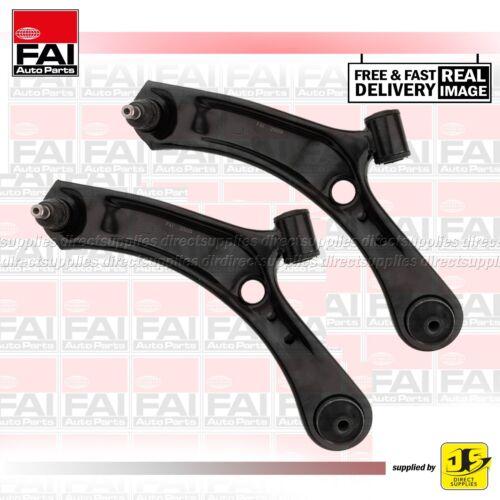 FAI Wishbone paires Lower Fits Fiat Sedici Suzuki SX4 1.5 1.6 1.9 2.0