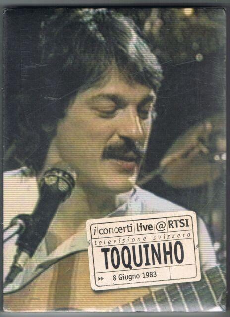 TOQUINHO  LIVE 1983        DVD NUOVO