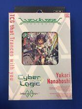 CYBER LOGIC YUKARI NANAHOSHI TRIAL DECK SEALED LUCK & LOGIC L&LE - TD04