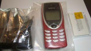 Handy Nokia 8210, rot, ohne Simlock, Nagelneu, 24 Monate Garantie - Berlin, Deutschland - Handy Nokia 8210, rot, ohne Simlock, Nagelneu, 24 Monate Garantie - Berlin, Deutschland