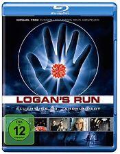 Flucht ins 23. Jahrhundert - Logan's Run [Blu-ray](NEU/OVP) Michael York