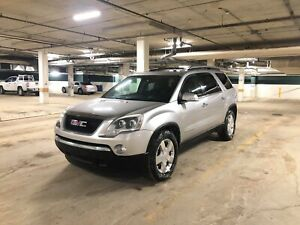2008 GMC ACADIA ALL WHEEL DRIVE