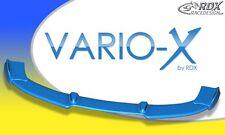 SEAT Leon 1P -2009 FR & Cupra- Front splitter Vario