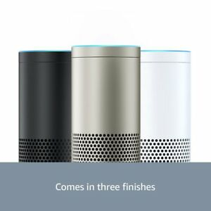 8000Am.h Battery Base  for Amazon Echo Free your Alexa in Style