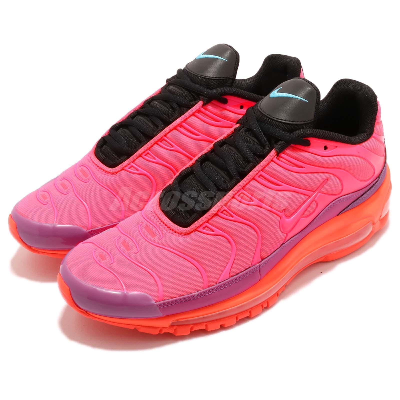 Nike air max 97 plus racer rosa hyper - magenta  laufschuhe ah8144-600