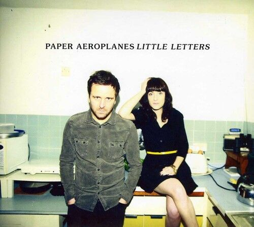 1 of 1 - Paper Aeroplanes - Little Letters [New CD] UK - Import