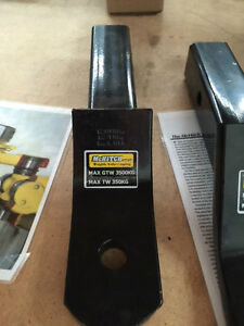 McHitch-Square-Receiver-Tow-Tongue-1-1-4-034-Drop-BRAND-NEW