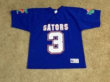 Logo 7 Vintage Florida Gators Jersey #3 Mens Medium
