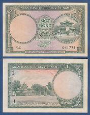 SÜDVIETNAM /  SOUTH VIET-NAM  1 Dong (1956)  aUNC  P.1