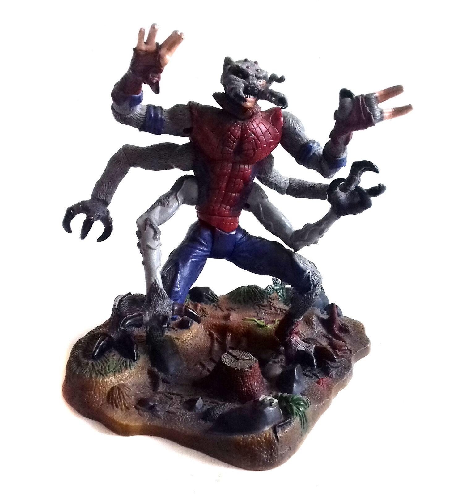 Marvel - comics legenden spiderman klassische mann spider 6  spielzeug - action - figur - basis