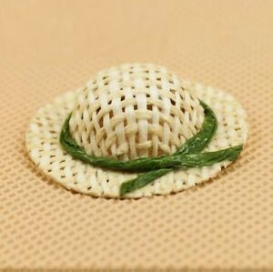 Princess-Doll-Straw-Hat-Dollhouse-Miniature-Re-ment-1-12-Scale-Fairy-Doll-Home